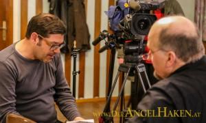 """""""Weststeirische Muckerlfabrik"""" im Interview von Servus TV."""